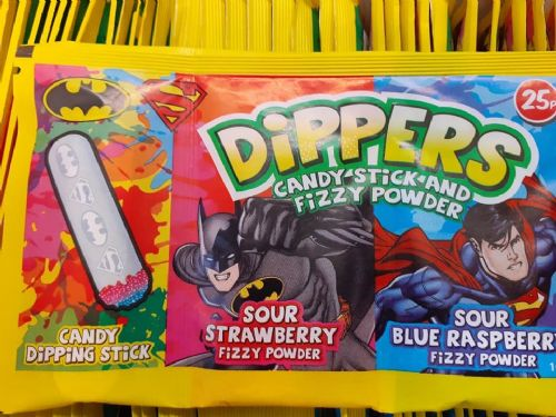 Bobbys Super hero Dippers	(UK)